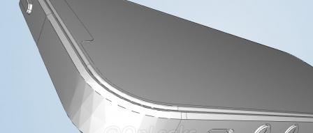 차기 iPhone SE 디바이스의 3D CAD 사진 공개 by 프로페셔널