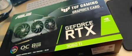 NVIDIA GeForce RTX 3060 Ti 확인, RTX 2080 SUPER 능가 by 아키텍트