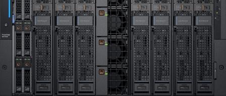 Dell EMC, 키네틱 인프라스트럭처 신제품 PowerEdge MX 발매 by RAPTER