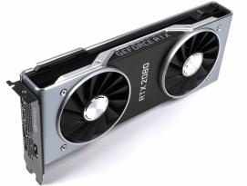NVIDIA GeForce RTX 2080 Ti, RTX 2080 성능 벤치마크 (탐스 하드웨어) by 프로페셔널