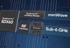 퀄컴(Qualcomm)이 3세대 5G 모뎀으로 Snapdragon X60 5G 모뎀-RF 시스템을 발표했다. Snapdragon X60은 세계 최초의 5나노 5G 베이스 밴드를 특징으로 하며 주파수 분할 듀플렉스(FDD) 및 시분할 듀플렉스를 사용...