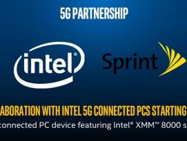 미국 Sprint와 인텔 협업, 5G 탑재 PC 발매 예정 by 아키텍트