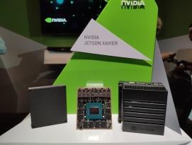 NVIDIA, Volta 아키텍처 로봇 개발 보드 Jetson Xavier 발표 by 아키텍트