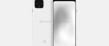 구글 픽셀4 시리즈 최신 렌더링 사진 유출 (Google Pixel 4) by 프로페셔널