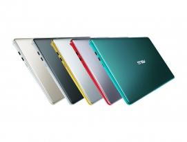 ASUS, 컬러풀한 메인스트림 노트PC 비보북 S15/S14 발표 by 아키텍트